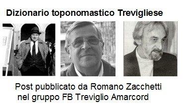 Dal dizionario toponomastico Trevigliese : Vicolo Bicetti
