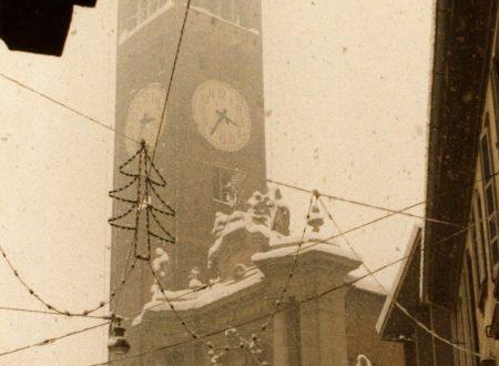 Treviglio : La Nevicata del 1985