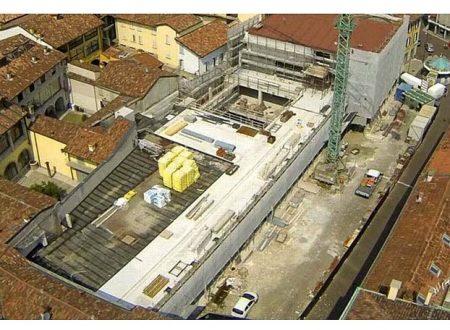 Edificio Ex UPIM Treviglio 2010
