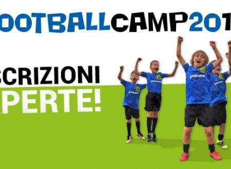 Che entusiasmo all'Atalanta Football Camp di Treviglio