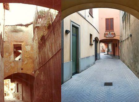 Treviglio interno cortile via Roma