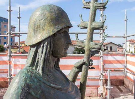 Treviglio , Monumento ai Caduti 2018