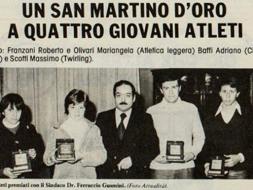 San Martino d'Oro 1979