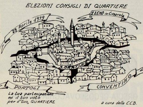 1979 Elezioni Consigli di Quartiere
