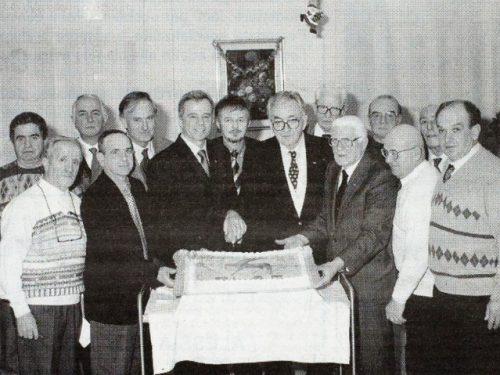 25° Gruppo G.L.A.S anno 2000