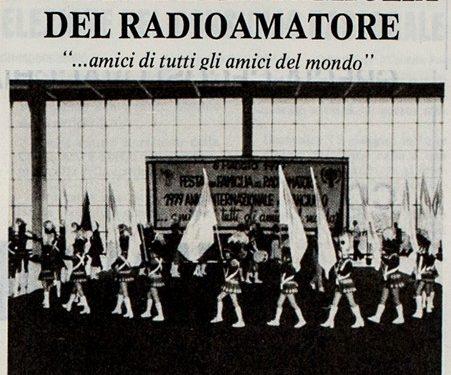 Festa della Famiglia del Radioamatore Treviglio 6 Maggio 1979