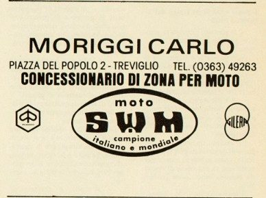 Moriggi Carlo  Treviglio 1980