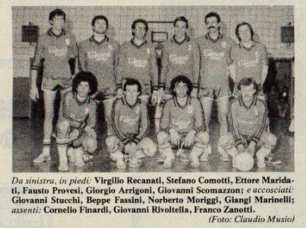 Pallavolo 1979