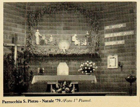 Parrocchia San Pietro 1979