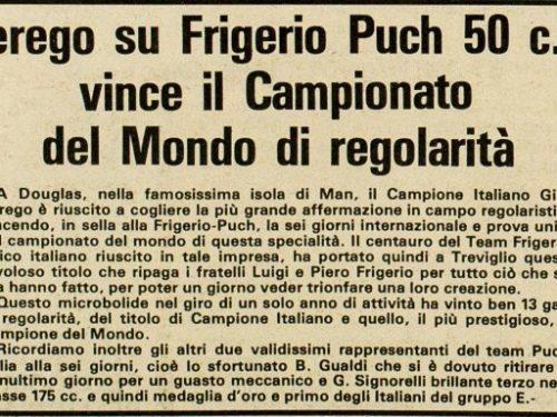 Perego Frigerio Puch 1975