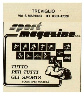 Sport Magazine Treviglio 1980