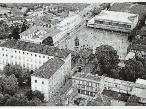Salesiani Treviglio anno 2000