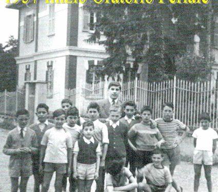 1957 Inizio Oratorio Feriale